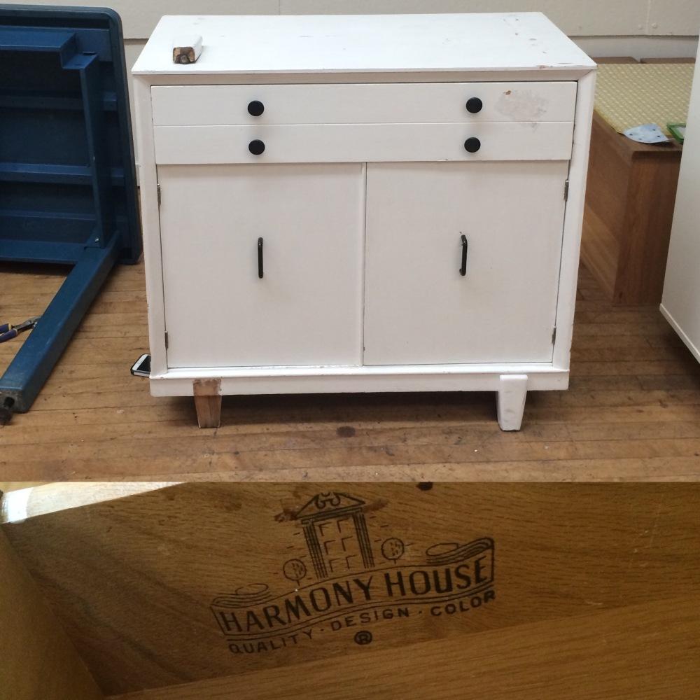 original white cabinet